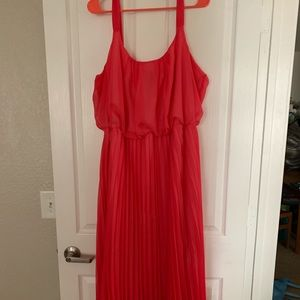 Dress barn floor length dress
